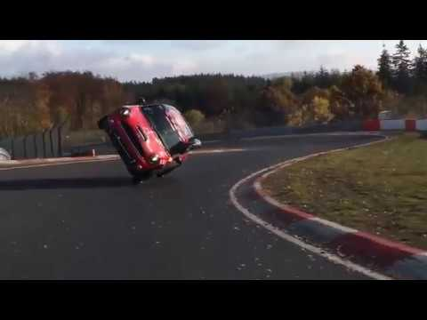 NÜRBURGRING Re-Live - Around the Nordschleife on two wheels