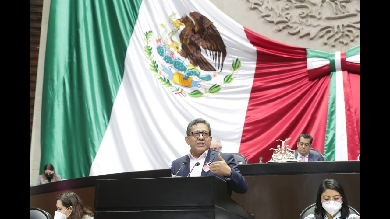 Dip. Mario Alberto Rodríguez Carrillo (MC) /  Presentación de reservas a Miscelánea Fiscal