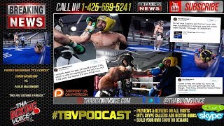 Did Conor McGregor Knock Down or Push Paulie Malignaggi? Paulie Goes All Out thumbnail