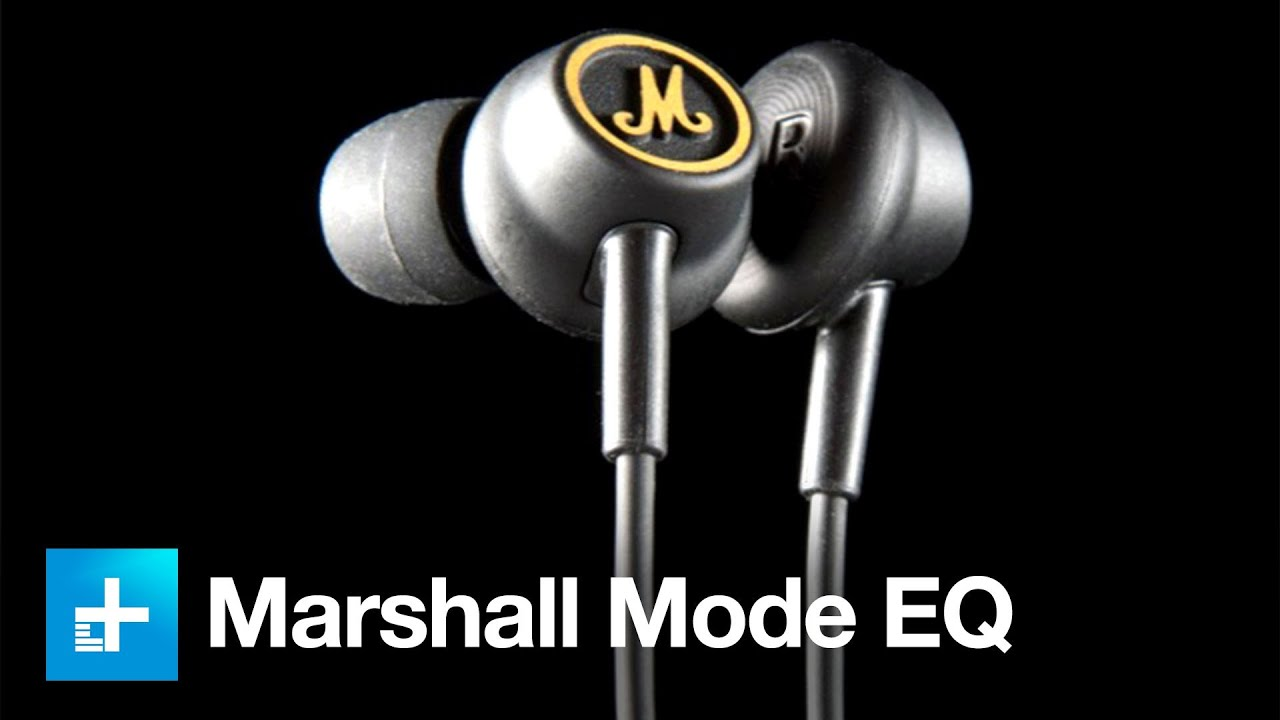 Marshall Mode EQ Earbuds - Review - YouTube d2b2417bf3ef9