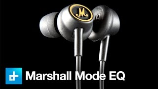 Marshall Mode EQ Earbuds - Review