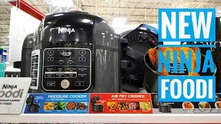 Should I buy the new Ninja FOODI combination pressure cooker and air fryer?