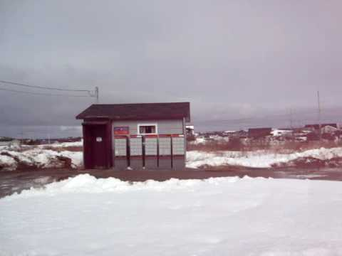 Smallest Postoffice in Canada in Terrance Bay Nova Scotia