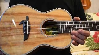 NEW/Big Island KX-CTG DELUXE CONCERT【管理番号3】@ukuleleshoptantan