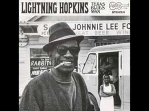 Lightnin' Hopkins - At Home Blues