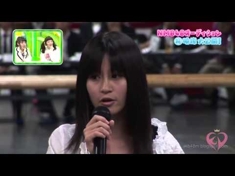 Jonishi Kei -  NMB48 Audition