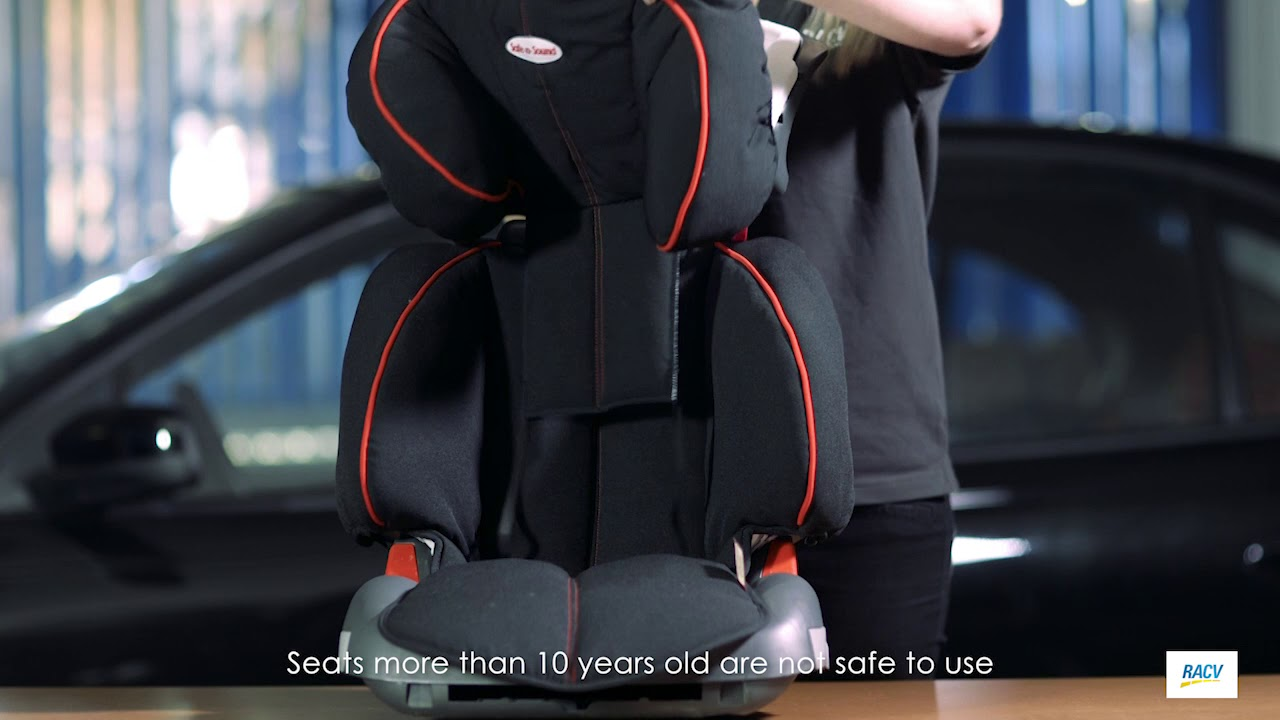 Car Seat Expiration Disposal Information