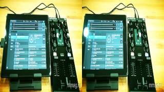 mmag.ru: DJ контроллер Native Instruments Traktor Kontrol Z1 - 3d видео обзор