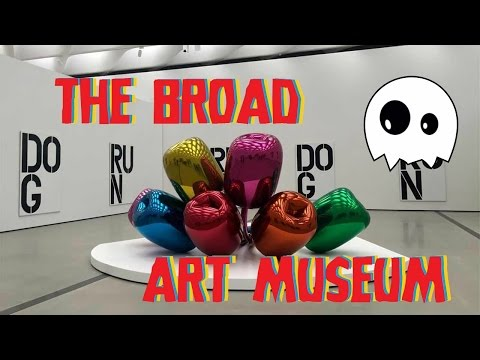 The Broad Art Museum