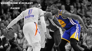 """NBA- Kevin Durant x Russell Westbrook Mix