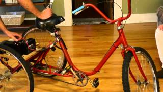Electric Trike Project - Part 2