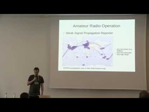 Mikrotik's role in the world of Amateur Radio