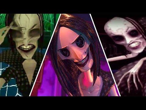Coraline All Creepy Beldam Other Mother Scenes Ps2 Youtube