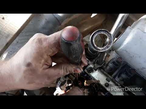 Замена сальников клапанов ваз 2110
