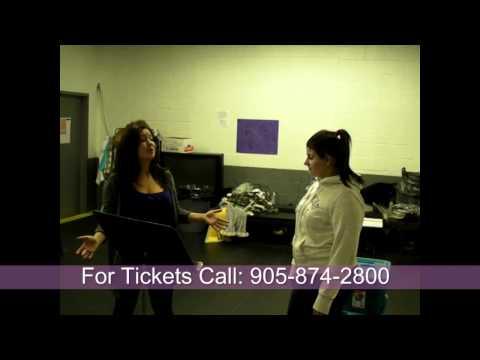 RENT - Brampton Music Theatre 2010 - Promo 3 - Featuring Erin Hyde & Lumena Daniel