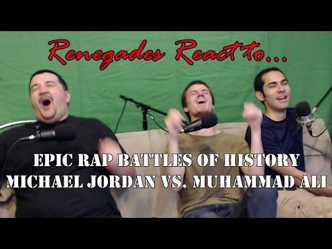 Renegades React to... Epic Rap Battles of History Michael Jordan vs. Muhammad Ali