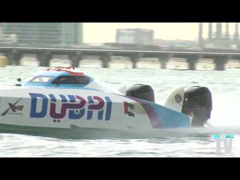 WORLD SPEED RECORD XCAT OFFSHORE