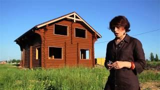 Бревенчатый дом(Строительная компания