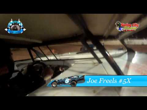 9-14-12 - Joe Freels #5x - Spring City Feature Win
