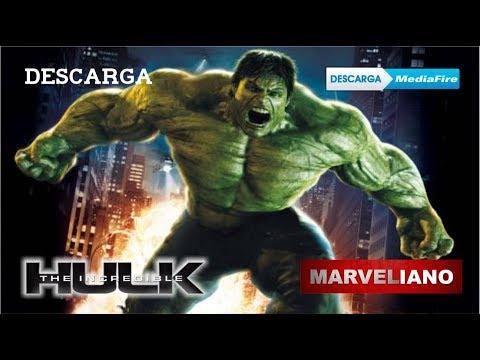 Download DESCARGA DIRECTA | EL INCREIBLE HULK (2008) en Latino 1080 p