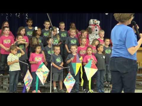 Robinson Primary 1st Grade Concert