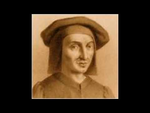French Renaissance music - Guillaume Dufay (XV th century) vol.1