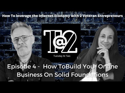 Episode 4: Over 50s - How To Build Your Online Business On Solid Foundations