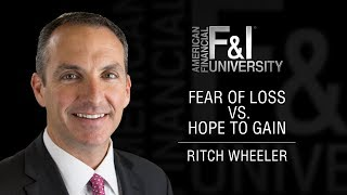Fear of Loss vs Hope for Gain