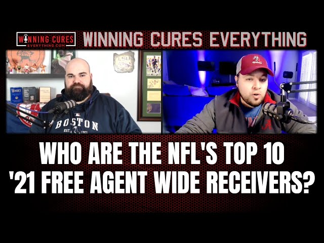 Top 10 NFL Free Agent Wide Receivers in 2021?