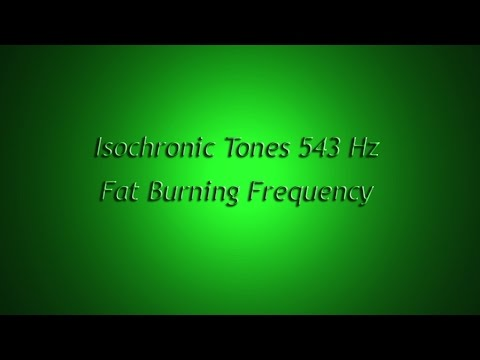 Fat Burning, Weight Loss (Isochronic Tones 543 Hz) Pure Series
