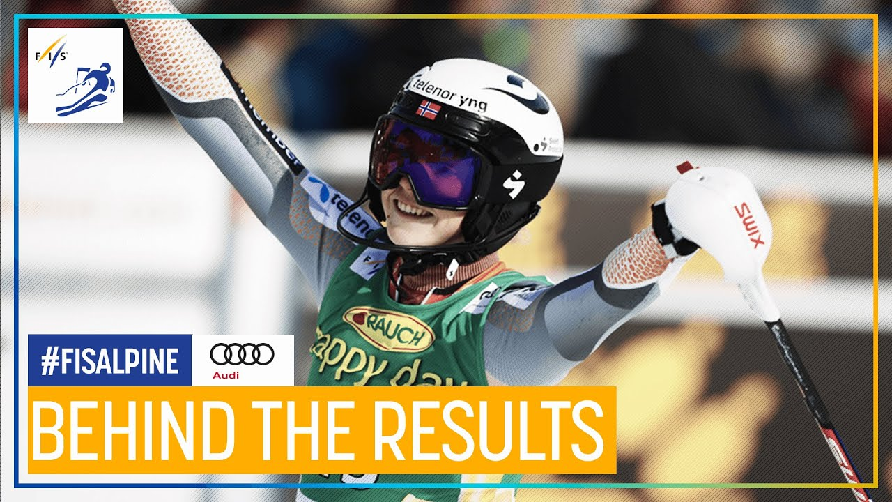 Behind the Results with Kristin Lysdhal | FIS Alpine
