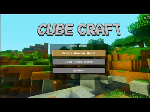 Live Stream GAMES 2020.MINECRAFT CUBE