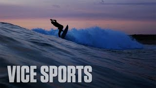 Surf The Night: Riding Waves Into The Darkness