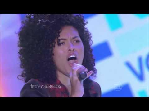Bell Lins canta 'Jack soul brasileiro' no The Voice Kids - Audições|1ª Temporada