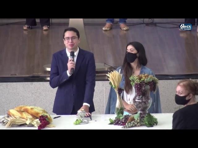 Culto Primeira Igreja Batista em Guarapari 02/05/2021-9h