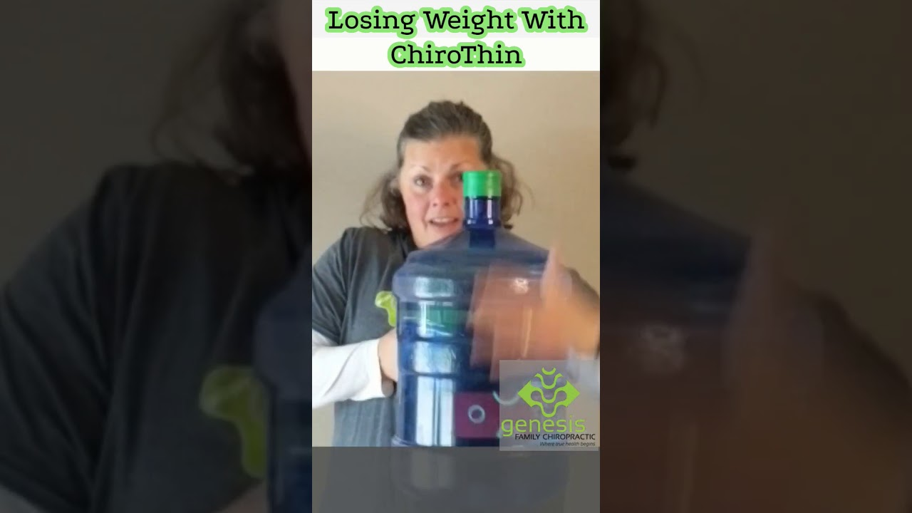 Lose Weight With ChiroThin!