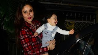 Kareena Kapoor Khan and baby Taimur's adorable pictures are a sight to behold