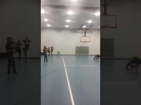 marines jrotc at mata intermediate school