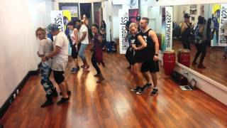 2Step Couples Class @ Your Hip Hop Class AUSTRALIA - Im Still In Love With You - SEAN PAUL