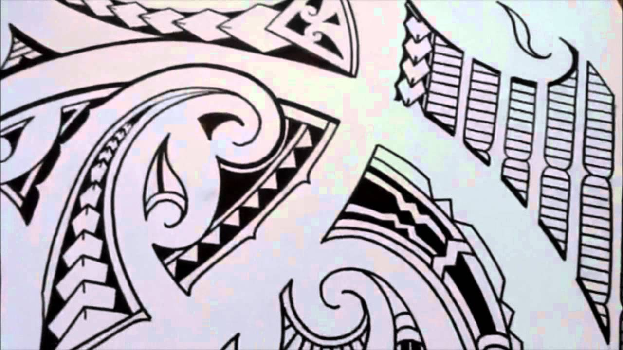 Cook Island Art Designs