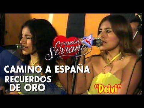 Corazón Serrano - Camino a España (En Vivo)
