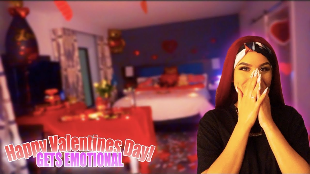 Surprising My Queen With The Best Valentines Day Of Her Life! (She Cried)