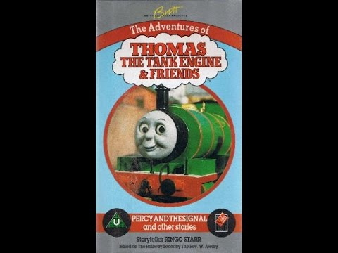 Start & End Of Thomas The Tank Engine & Friends - Percy & The Signal & Other Stories thumbnail