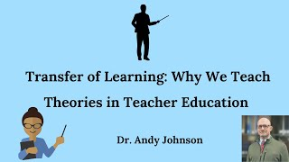 Transfer of Learning in Education