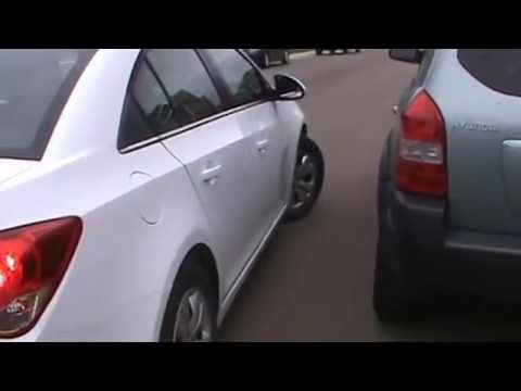 Parallel Parking in Alberta