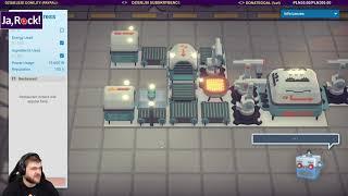 Gra w której projektujemy maszyny do hamburgerów - Automachef / 11.07.2019 (#1)