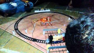 automatic railway traffic control