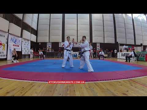-70, 1/4 Volodimyr Chernozubenko (UKR) - Kirill Psarev (RUS, aka) - The 32nd European Championship
