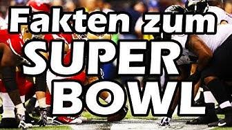 Unglaubliche Fakten zum Super Bowl!  | Clemens