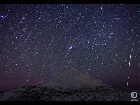 Video Hujan Meteor